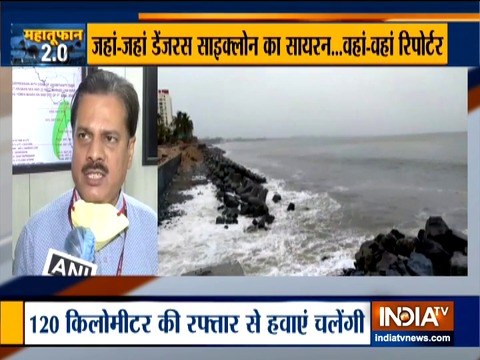Maharashtra: Strong winds and rain hit Ratnagiri area
