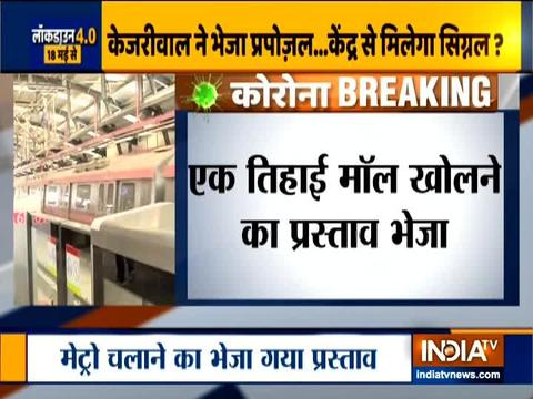 Delhi Metro making arrangements for ops with all social distancing norms in check