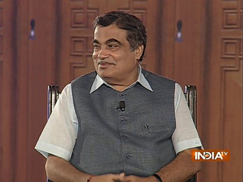 Aap Ki Adalat: Shifting to biofuels will help resolve country's fuel hike problems, says Gadkari