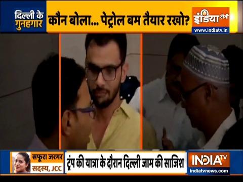 दिल्ली दंगा: उमर खालिद को 22 अक्टूबर तक न्यायिक हिरासत में भेज दिया