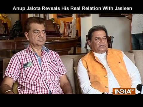Bigg Boss 12: Evicted contestant Anup Jalota reveals his real relationship with Jasleen Matharu