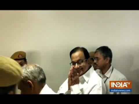 दिल्ली कोर्ट से ईडी को कांग्रेस नेता पी चिदंबरम को गिरफ्तार करने की अनुमति मिली