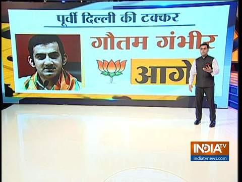 IndiaTV CNX-Exit Poll: दिल्ली में शीर्ष उम्मीदवार और उनकी वर्तमान स्थिति