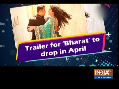 Trailer for Bharat to drop in April