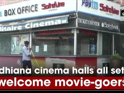 Ludhiana cinema halls all set to welcome movie-goers
