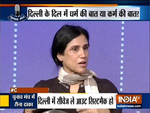Delhi's mindset has undergone a change after the Nirbhaya case: Rina Dhaka