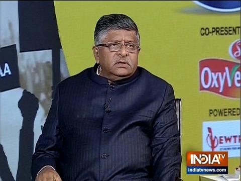 Respect CAA protestors' right to protest, assures Ravi Shankar Prasad