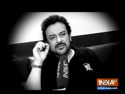 अदनान सामी ने इंडिया टीवी से की खास बातचीत