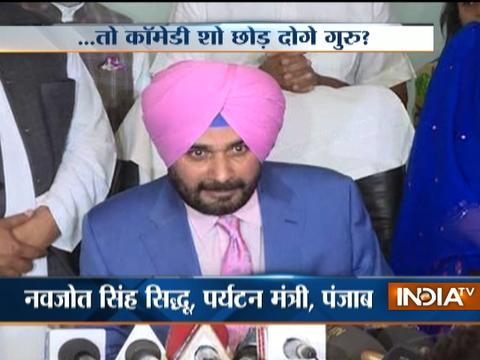 What I do after 6 PM is no ones business, says Navjot Singh Sidhu
