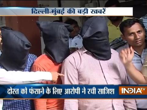इंडिया टीवी न्यूज़: दिल्ली मुम्बई की 5 ख़बरें। 8 अगस्त, 2017