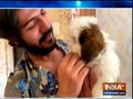 TV actor Sheezan Mohd shares how he spends time with his dogs