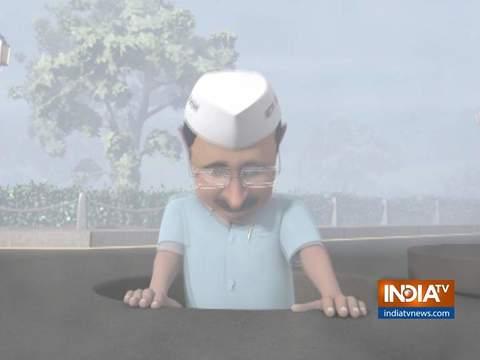 OMG: दिल्ली में घने कोहरे के कारण ट्रेनों और उड़ानों पर पड़ा असर