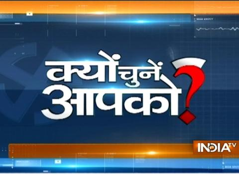 Kyu Chune Aapko: Debate on public issues in Chhatarpur ahead of Delhi MCD Polls