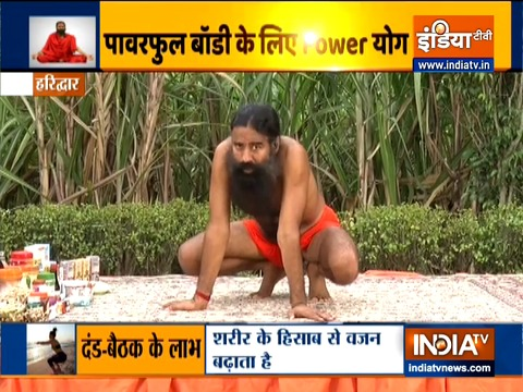 Swami Ramdev shares healthy diet plan to gain weight