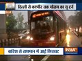 Darkness engulfs Delhi-NCR as heavy rain, thunderstorm lash region