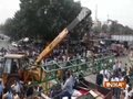 Pune: Three killed after hoarding crashes on people in Juna Bazar Chowk