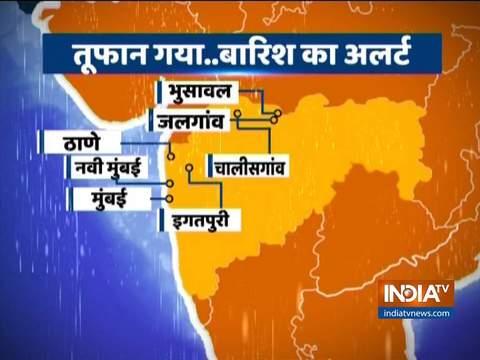 कुरुक्षेत्र | भारी वर्षा के बाद महाराष्ट्र के कुछ हिस्सों में जलभराव; लद्दाख में चीनी घुसपैठ