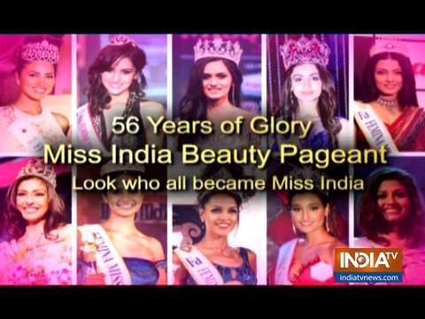 56 years of Miss India: जानें अब तक के विनर्स के बारे में