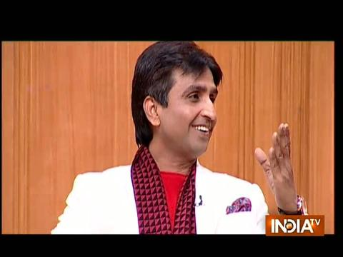 Disgruntled AAP leader Kumar Vishwas hits out at his party over RS nominations in Aap Ki Adalat