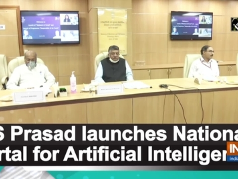 RS Prasad launches National Portal for Artificial Intelligence