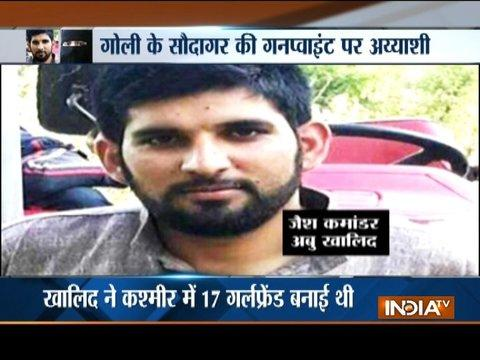 Did tip-off from a jilted lover led to Jaish-e-Mohammed commander Khalid's encounter?