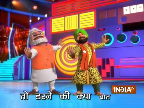 OMG: Which party tunes will voters dance to?