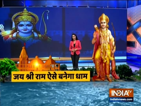 Ayodhya Lord Ram's idol to be shifted from tent to a new place