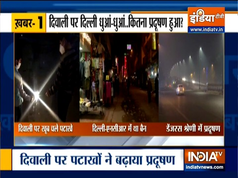 Top 9: Air quality severe in Delhi post Diwali