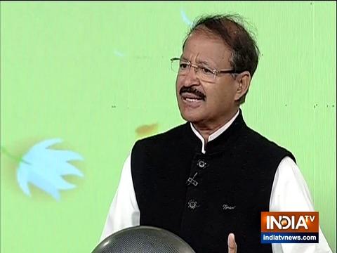 When BJP is worried they remember Pakistan, says Rashid Alvi