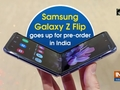 Samsung Galaxy Z Flip goes up for pre-order in India