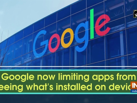 Google now limiting apps from seeing what's installed on devices