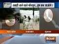 Heavy rainfall leads to flood-like situation in Rajasthan,MP and Gujrat