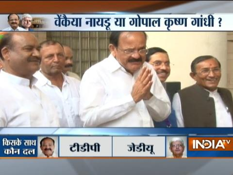 Voting yet to take place, I am going to cast my vote, says VenkaiahNaidu