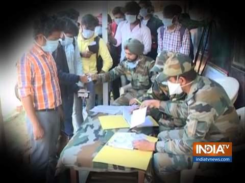 कोरोना वायरस : चीन से लौटे भारतीयों ने पीएम मोदी की तारीफ की