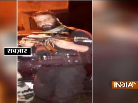 Burwah Wani's successor Sabzar Bhat among two terrorists killed in encounter in Tral