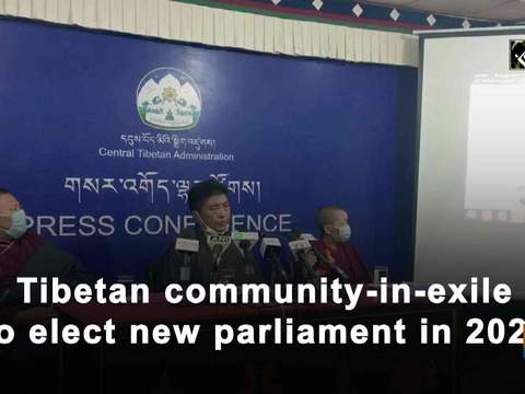 Tibetan community-in-exile to elect new parliament in 2021