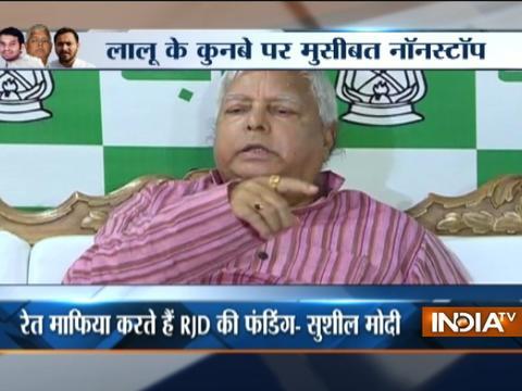 Fresh trouble for Tej Pratap Yadav as Bihar govt orders fresh probe into soil scam