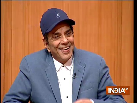 Dharmendra reveals he never wanted to be No. 1