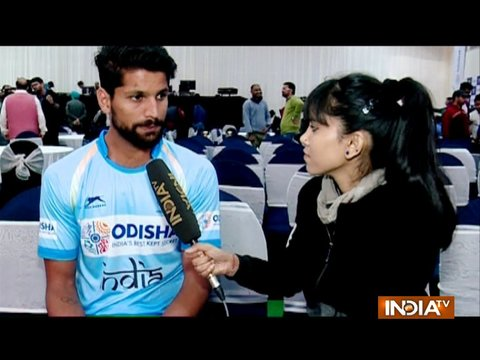 Rupinder Pal Singh said defence will be his top priority