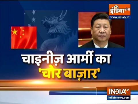 चीन के पीएलए ने सोशल मीडिया पर लड़ाई का फ़र्ज़ी वीडियो बनाया, दुनियां भर में उड़ा मज़ाक