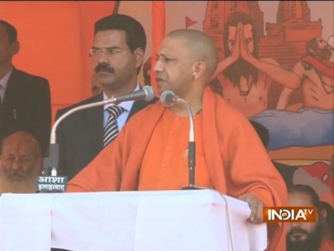 Our govt does not believe in appeasement, says UP CM Yogi Adityanath