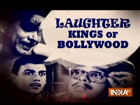 Unforgettable laughter kings of Bollywood