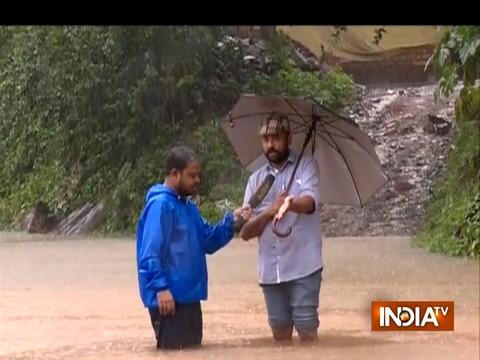 केरल के वायनाड में भारी बारिश से तहस-नहस हुई ज़िंदगी, बचाव कार्य जारी