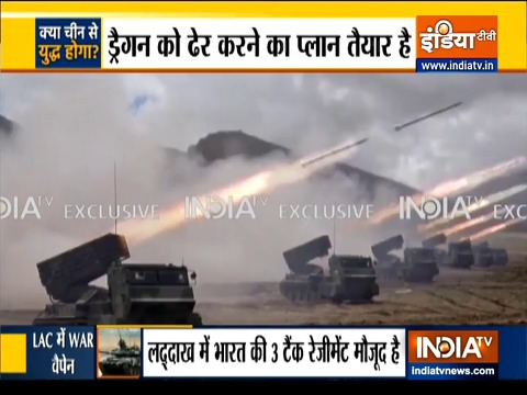 Kurukshetra: Watch India's preparation for battle against China