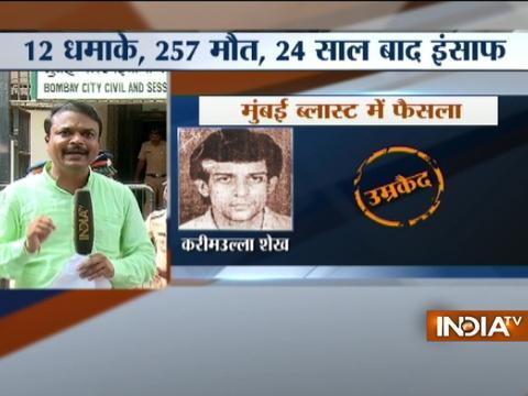 1993 Mumbai blasts: TADA court sentences Karimullah Khan to lifetime imprisonment
