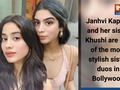 Janhvi Kapoor and sister Khushi's candid moments that rule the internet