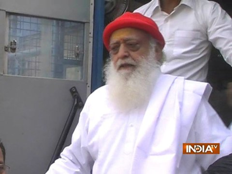Asaram sentenced to life imprisonment, 20 years for two co-accused by Jodhpur SC/ST court