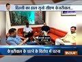 Kapil Mishra releases song taking dig at Delhi CM Arvind Kejriwal over viral photo of strike