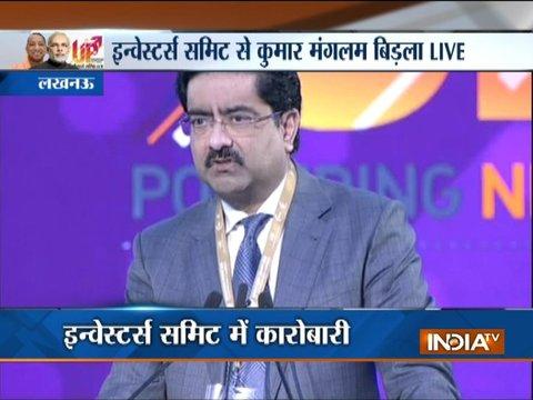 कुमार मंगलम ने कहा है कि उत्तर प्रदेश में 25 हजार करोड़ का निवेश करेंगे
