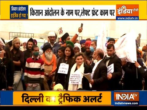 Watch: Left-Wing Hijacked Farmers Protest? | Kurukshetra